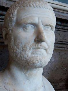 Statue of Marcus Antonius, amazing carving.  #statue #history #carving
