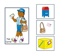 Community Helpers Sort | Scribd Community Helpers Art, Community Workers, Art For Kids, Games For Kids, Art Therapy Activities, Space Activities, Thematic Units, Folder Games, Care Plans