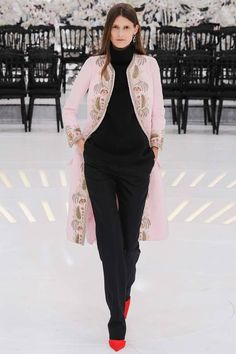 Christian Dior | Fall 2014 Couture Collection #Dior