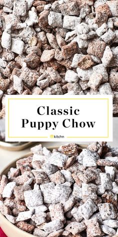 How To Make Puppy Chow (or Muddy Buddies) — Cooking Lessons from The Kitchn