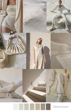 Beige Color Palette, Color Palettes, Feeds Instagram, Fashion 2020, Fashion Trends, Fashion Colours, Color Trends, Instagram Fashion, Color Combinations
