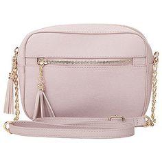 Roxie Crossbody Bag - Pink   Target Australia