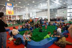 The UKs biggest LEGO fan convention comes to Birmingham this month with attractions to fans of all ages. Big Lego, Birmingham, Tours, Events, Happenings