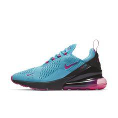 Nike Air Max 270 Men s Shoe Size 15 (Light Blue Fury) f3d30cb5d