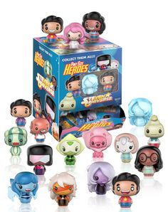 Oooh baby! Now available at Collekt; Steven Universe -...  come and get it http://www.collekt.co.uk/products/steven-universe-blind-bag-1-pc?utm_campaign=social_autopilot&utm_source=pin&utm_medium=pin #Funko #funkopop #Funkouk