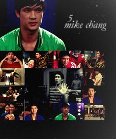 #Glee - Mike Chang SHOULD HAVE SAID A GIANT FREAKING YES TO TINA!