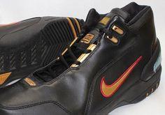 nike zoom generation black gold Nike Zoom Generation Black/Gold PE on eBay