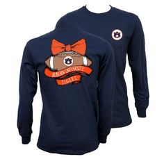 Southern Couture Auburn War Eagle Vintage Classic Football T-Shirt Available in sizes- S,M,L,XL,2X,3X