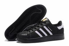 Durable Modeling Adidas Originals Superstar White Ftw Core Black C77124 Men's Women's Casual Sneakers Shoes