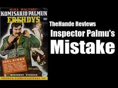 TheHande Reviews Inspector Palmu's Mistake - YouTube Cat People, You Are The Father, Auntie, Palms, Finland, Mistakes, Fathers, Leo, Blessed