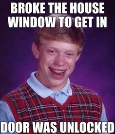 #bad #luck #brian