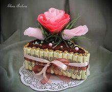 Букеты из конфет Лобня-Долгопрудный - Тортики из конфет   OK.RU