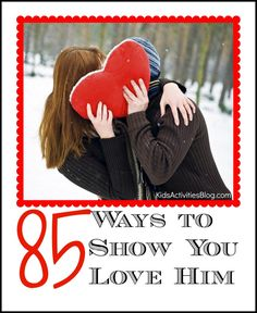 ways to show love~ I think u should do little things like these everyday! Not just Valentines day. Always show him how much u love him! All You Need Is Love, Love Him, Just In Case, Just For You, Ways To Show Love, My Sun And Stars, Love My Husband, Happy Husband, Love And Marriage