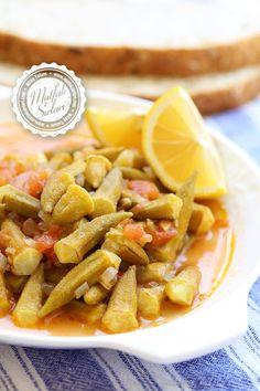 Zeytinyağlı Bamya – Mutfak Sırları – Pratik Yemek Tarifleri