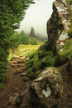 Enchanted Way - Isle of Skye, Scotland.
