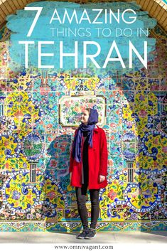 Discover the most amazing things to do in Tehran. Wander around at the Golestan Palace, the U. Den of Espionage, the Beautiful Tehran Bazar and. Iran Travel, Pakistan Travel, Asia Travel, Amazing Destinations, Travel Destinations, Travel Tips, Travel Ideas, Stuff To Do, Things To Do