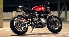 MadMax   Custom 08 Triumph Bonneville Monster Truck Bike