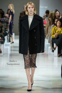 Outono Inverno 2015 - Nina Ricci - Paris Fashion Week
