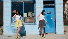 Reversible Bee Skirt:  A Fabulous Fashion Find and a Marvelous Must Have for any Fine Fashionista!
