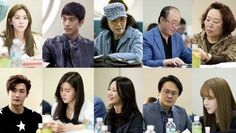UEE, Sung Joon, Hyungsik, and more engage in first script reading for 'High Society' | http://www.allkpop.com/article/2015/05/uee-sung-joon-hyungsik-and-more-engage-in-first-script-reading-for-high-society