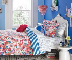 Teen Vogue Rosie Posie TWIN Comforter Set