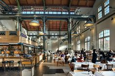 Modern and classy 'Cafe restaurant Amsterdam' | #Amsterdam - d bar meets calabria meets bigger space
