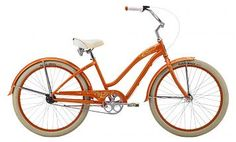 Women's Claire Cruiser by Felt Bicycles Beach Cruiser Bikes, Cruiser Bicycle, Bicycle Race, Beach Cruisers, Felt Cruiser, Velo Vintage, Bike Brands, Cool Bikes, Fitness Inspiration