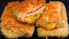 Хрустящие конвертики из капусты с сыром и ветчиной – это просто бомбическая закуска, которую можно сделать из простых ингредиентов. Закуска получается великолепной: хрустящая капуста в ароматной панировке и супер начинка.Божественный вкус расплавленного сыра, зелени и ветчины невозможно...