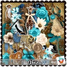 Africa by Kastagnette