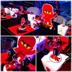 """Photo 2 of 16: Lego Ninjago / Birthday """"Myles Ninja Party""""   Catch My Party"""