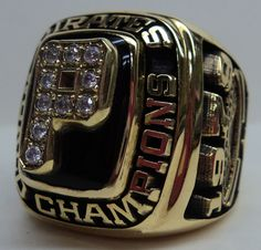 1979 Pittsburgh Pirates Ring