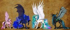 Preview: Pony Royalty by Earthsong9405 on DeviantArt