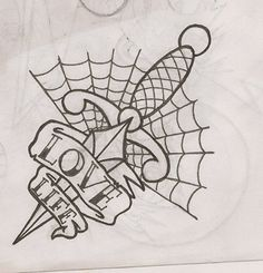 Cool Tattoo Designs To Draw | Dagger tattoo design by ~pandouken on deviantART