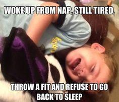 Sleep is For the Weak!