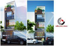 Thiết kế nhà phố 82m2. http://thietkenha.pro/thiet-ke-nha-pho