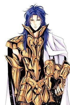 Saint Seiya :: Gemini gold saint