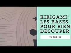 Tutoriel Kirigami: Les Bases pour bien découper - YouTube Pop Up, Paper Snowflakes, Glitter Houses, Celebrity Travel, Paper Houses, Foam Crafts, Travel Design, Paper Toys, Education Quotes