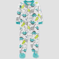 726a338bf Baby Boys' Dino Print Microfleece Sleep 'N Play - Just One You made by  carter's Green 9M