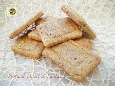 Biscotti da inzuppo con cioccolato  Blog Profumi Sapori & Fantasia