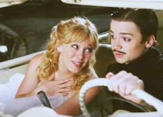 I love this movie. Cinderella Story.