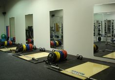 Glassless 4x6 Gym Wall Mount Mirror