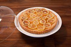 Recept voor citroentaart