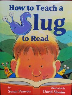 This week we are learning about procedural text. Today we read How to Teach a Slug to Read. This book is perfect for teaching little ones about procedural text. The steps in the book are numbered and Kindergarten Writing, Teaching Writing, Writing A Book, Writing Ideas, Readers Workshop, Writer Workshop, Workshop Ideas, Sounding Out Words, Procedural Writing