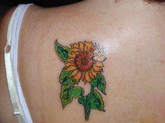 1841520 Sunflower_Tattoo