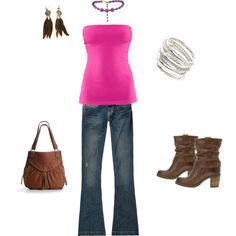 A Texas Outfit
