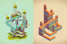 Interview with Ken Wong, Artist & Designer of Monument Valley