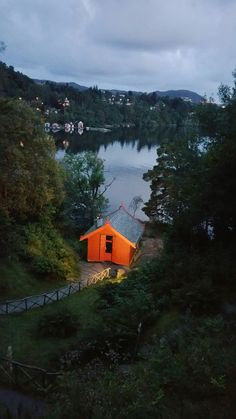 Trollhaugen Edward Grieg the composers hut
