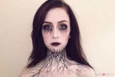 12 Really Awesome Zombie Makeup Tutorials| Youtube makeup tutorials at You're So Pretty . #youresopretty | youresopretty.com