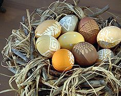 Finland Easter eggs