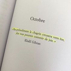 Discover recipes, home ideas, style inspiration and other ideas to try. Literature Quotes, Book Quotes, Words Quotes, Life Quotes, Sayings, The Words, French Words, French Quotes, Image Citation